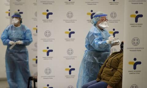 Κορονοϊός: Δωρεάν rapid test σήμερα Παρασκευή (22/10) σε 171 σημεία σε όλη τη χώρα