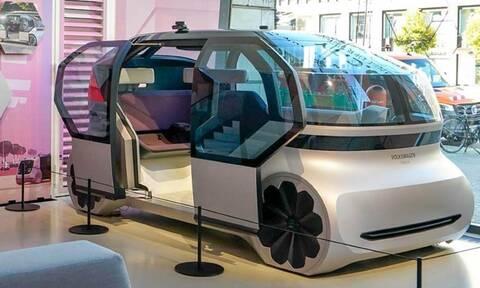 Κάπως έτσι θα είναι τα ταξί του μέλλοντος