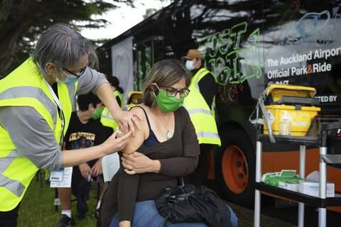Νέα Ζηλανδία: Το lockdown θα αρθεί μόλις ο εμβολιασμός για την COVID-19 φθάσει το 90% του πληθυσμού