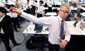 Η άσκηση από την Ιαπωνία που κρατάει τον κόσμο σε φόρμα από το 1920