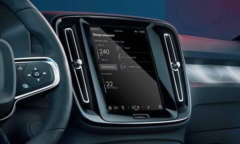 Volvo Range Assistant για βέλτιστη αυτονομία μέσω over-the-air ενημερώσεων