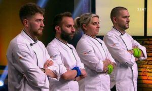 Top Chef: Αποχώρησε και μένει εκτός τελικού (video)