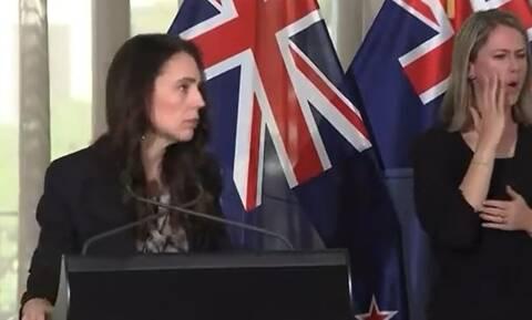 Νέα Ζηλανδία: Η στιγμή που χτυπά ο σεισμός των 5,9 Ρίχτερ και η πρωθυπουργός είναι on air