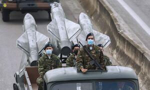 Παρέλαση 28η Οκτωβρίου: 60 λεπτά και μόνο με στρατιωτικά τμήματα στη Θεσσαλονίκη