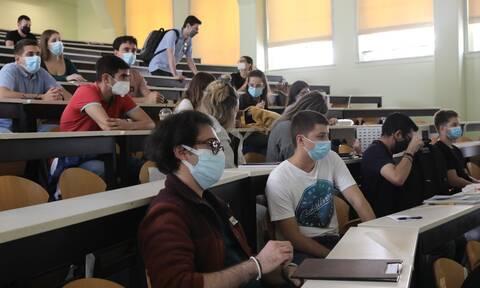 Πανεπιστήμια: Κραυγή αγωνίας των καθηγητών - Αυξάνονται τα κρούσματα κορονοϊού στα ΑΕΙ, κινδυνεύουμε