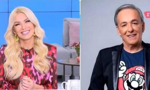 Ανδρέας Μικρούτσικος: Η τηλεφωνική παρέμβαση μέσα από το νοσοκομείο στην εκπομπή «Super Κατερίνα»