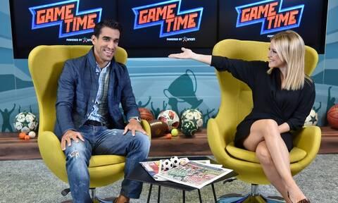 Ο Γιάννης Κοντοές στο ΟΠΑΠ Game Time για την Κυριακή των ντέρμπι