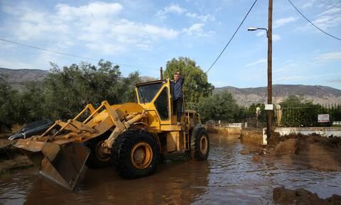 Σε κατάσταση έκτακτης ανάγκης κηρύχθηκε ο Δήμος Ανδραβίδας - Κυλλήνης