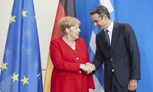 Γερμανία: Στην Αθήνα στις 28 και 29 Οκτωβρίου η καγκελάριος Άνγκελα Μέρκελ