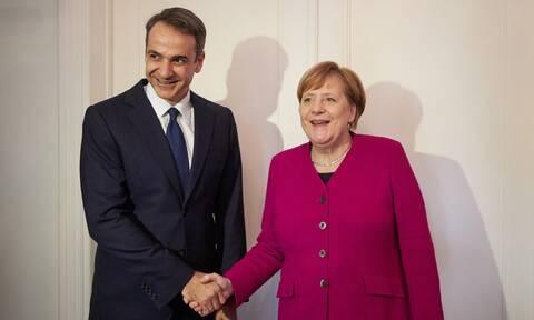 Γερμανία για επίσκεψη Μέρκελ στην Αθήνα: Δείγμα της στενής συνεργασίας με την Ελλάδα