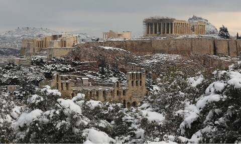 Πολική δίνη: Τι είναι το φαινόμενο που φέρνει βαρύ χειμώνα - Επηρεάζεται και η Ελλάδα