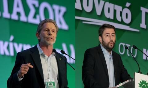 Νίκος Ανδρουλάκης και Παύλος Γερουλάνος: Δύο υποψηφιότητες που εγγυώνται ανανέωση και διεύρυνση