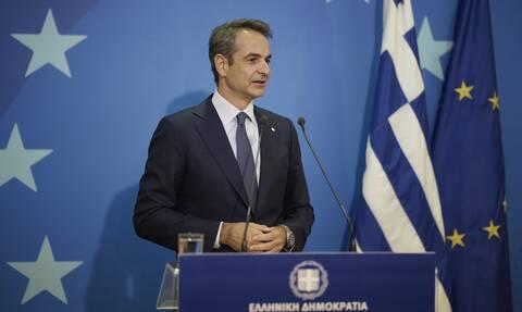 Κυριάκος Μητσοτάκης: Η Ελλάδα δύναμη ωριμότητας και σταθερότητας στην Ανατολική Μεσόγειο