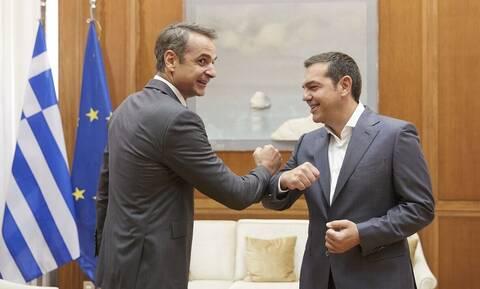 «Κόντρα» ΝΔ και ΣΥΡΙΖΑ με φόντο την εξεταστική επιτροπή για τη «λίστα Πέτσα»