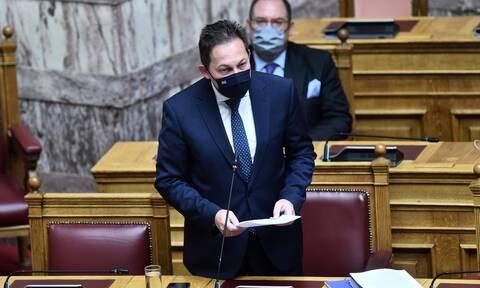 """Πέτσας: «Ένταξη έργων ύψους 231 εκατ. ευρώ στο """"Αντώνης Τρίτσης""""»"""