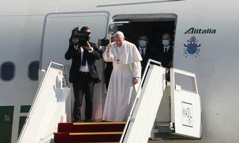 Ιταλία: «Το πρώτο Σαββατοκύριακο του Δεκεμβρίου θα επισκεφθώ Ελλάδα και Κύπρο» δήλωσε ο Πάπας
