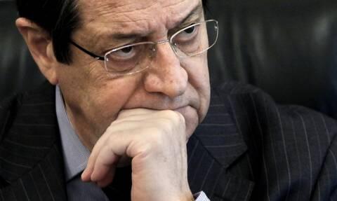 Κύπρος: Επιστολή Αναστασιάδη στον ΟΗΕ - Εγκαλεί την Τουρκία για νέες μονομερείς, έκνομες ενέργειες