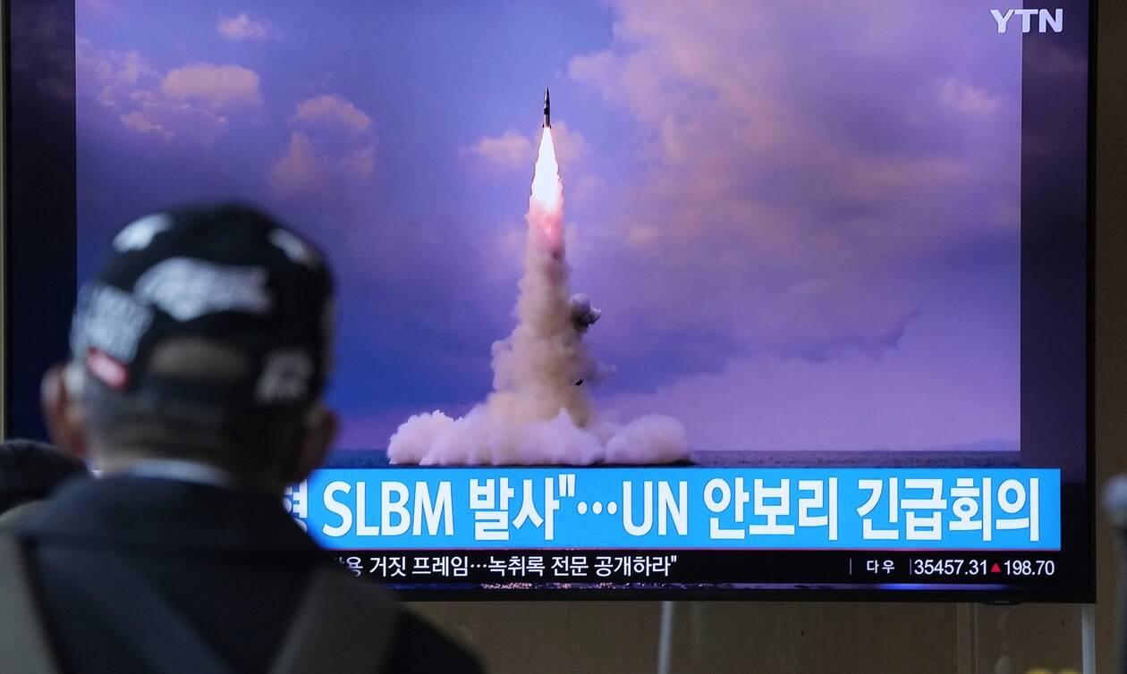 ΗΠΑ: Ο Αμερικανός απεσταλμένος καλεί τη Βόρεια Κορέα να σταματήσει τις «προκλήσεις»
