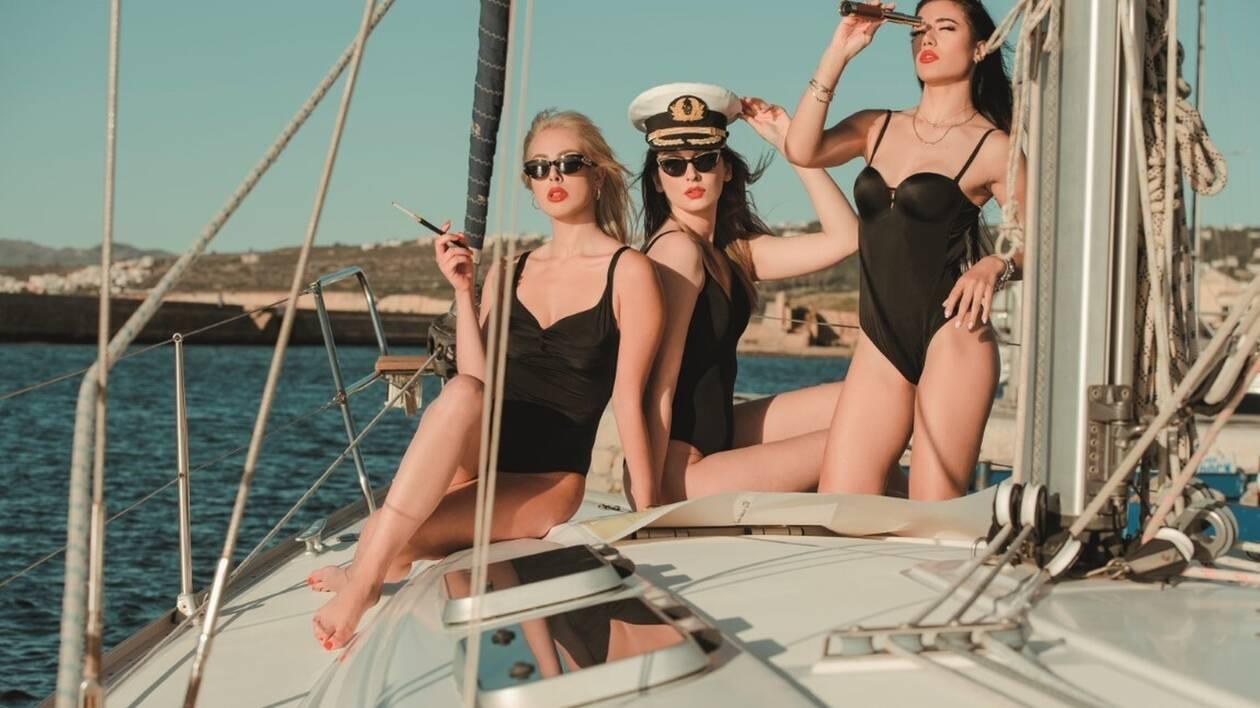 Tρεις «καυτές» Κρητικές που θα σε κάνουν να πάρεις το πρώτο... πλοίο!