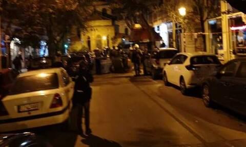 Θεσσαλονίκη: Επεισόδια, μολότοφ και προσαγωγές στο κέντρο της πόλης (vid)
