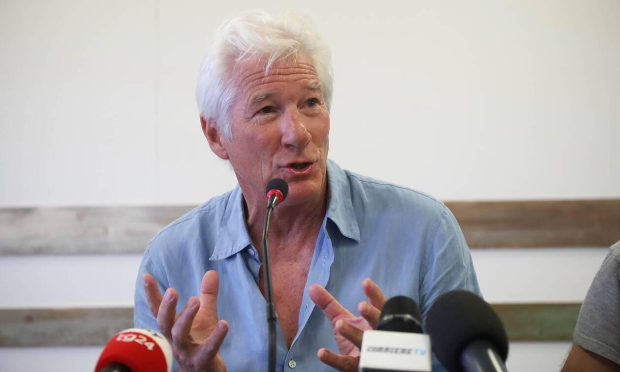 Ιταλία: Ο Ρίτσαρντ Γκιρ μάρτυρας κατηγορίας κατά του Ματέο Σαλβίνι για το πλοίο Open Arms