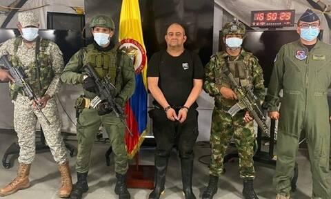 Κολομβία: Συνελήφθη ο πλέον καταζητούμενος διακινητής ναρκωτικών