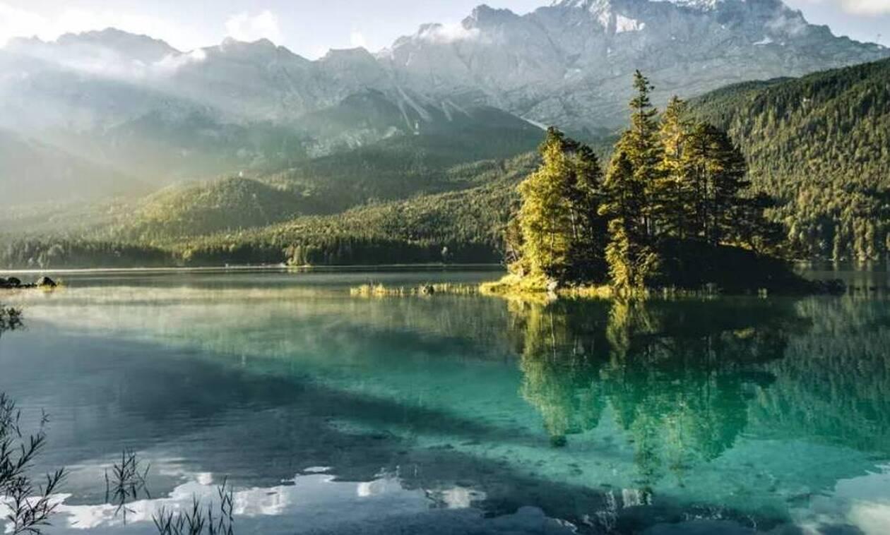Οι πιο όμορφες λίμνες της Ευρώπης