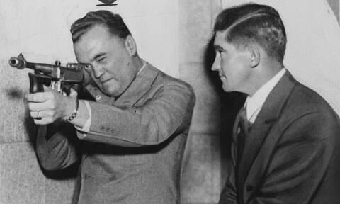 Melvin Purvis: Ο άνθρωπος του FBI που έτρεμαν οι εγκληματίες