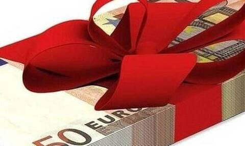 Χριστουγεννιάτικος «μποναμάς»: Ποιοι τυχεροί θα πάρουν 900 ευρώ