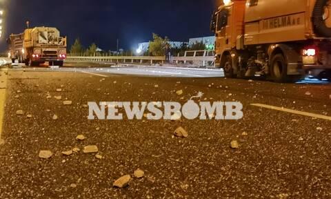 Ασπρόπυργος - Ρεπορτάζ Newsbomb.gr: Μάχες αστυνομικών με Ρομά - Οδοφράγματα και καμένα οχήματα