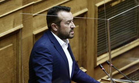 Νίκος Παππάς: Οι καταστροφές στην Κέρκυρα έχουν ονοματεπώνυμα, Χρήστος Στυλιανίδης και Ρόδη Κράτσα