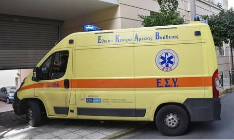 Κρήτη: Ανατροπή οχήματος με έναν τραυματία στα Χανιά