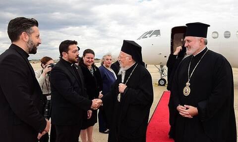 Αρχιεπίσκοπος Αμερικής Ελπιδοφόρος: Το πρόγραμμα του Οικουμενικού Πατριάρχη θα συνεχιστεί κανονικά