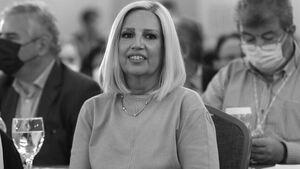 Φώφη Γεννηματά: Η συγκλονιστική εξομολόγηση στην Ελεονώρα Μελέτη για τον καρκίνο στην οικογένειά της