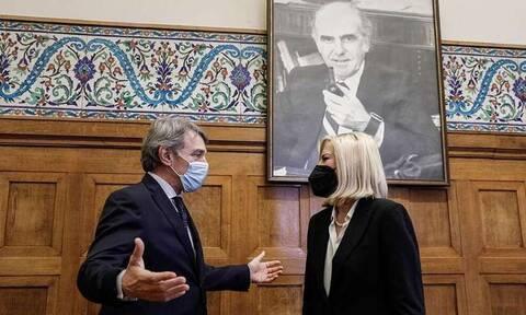 Φώφη Γεννηματά: Το «αντίο» στην πρόεδρο του ΚΙΝΑΛ από ξένους ηγέτες και διεθνείς προσωπικότητες