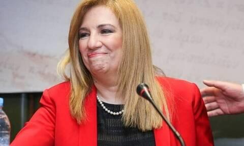 Συγκλονίζουν οι Έλληνες επώνυμοι - Το τελευταίο αντίο στην Φώφη Γεννηματά