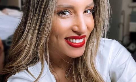 Η Αθηνά Οικονομάκου κούρεψε τα μαλλιά της πιο κοντά από ποτέ και το Instagram αντέδρασε