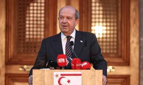 Νέα πρόκληση Τατάρ: Η Τουρκία δεν θα φύγει ποτέ από την Κύπρο