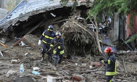 Σικελία: Ένας νεκρός από τη σφοδρή καταιγίδα