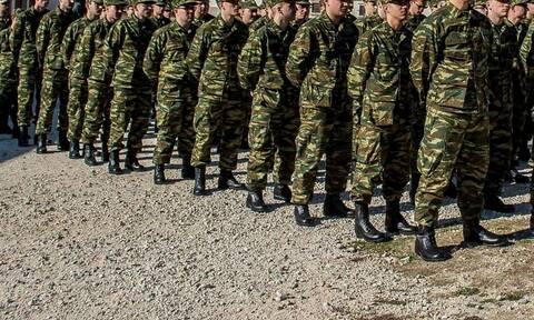 Κορονοϊός: Με υποχρεωτικό μοριακό τεστ οι στρατεύσιμοι που θα καταταγούν το Νοέμβριο
