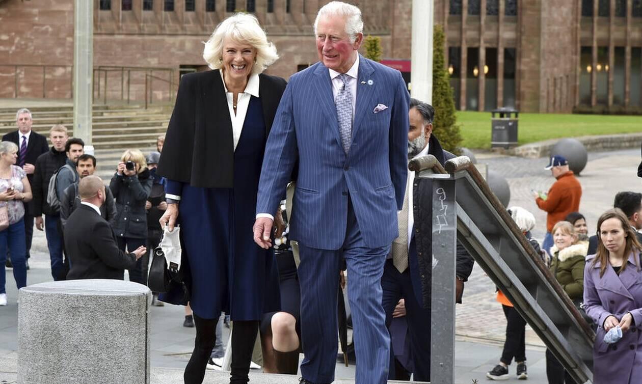 Βρετανία: Ο πρίγκιπας Κάρολος και η Καμίλα στην Ιορδανία και στην Αίγυπτο τον Νοέμβριο