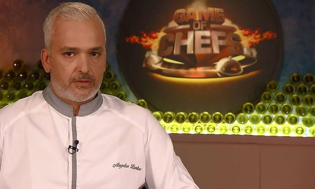 Game of Chefs: Εκτός εαυτού ο Λάντος με διαγωνιζόμενο (video)