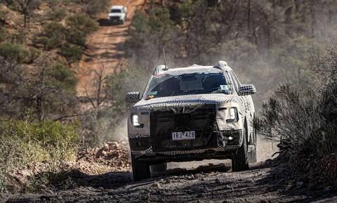Δείτε το νέο Ford Ranger στο πεδίο δοκιμών