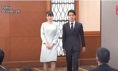 Πριγκίπισσα Μάκο: Παντρεύτηκε η «Μέγκαν Μαρκλ» της Ιαπωνίας - Γιατί έχασε τον τίτλο της