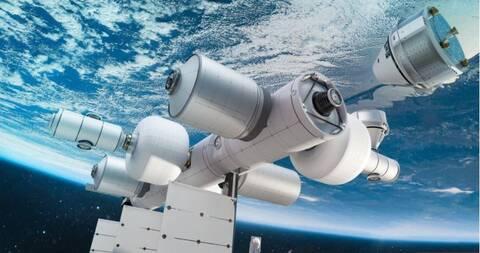 Τζεφ Μπέζος: O δισεκατομμυριούχος της Amazon σχεδιάζει το πρώτο διαστημικό «επιχειρηματικό πάρκο»
