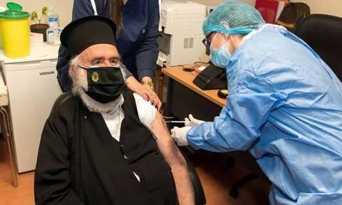 Θετικός στον κορονοϊό ο Μητροπολίτης Ξάνθης Παντελήμων - Ήταν εμβολιασμένος