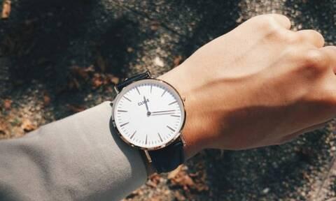 Αλλαγή ώρας 2021: Πότε βάζουμε τα ρολόγια μας μια ώρα πίσω