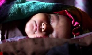 Αφγανιστάν: Βρέφη πωλούνται... για 500 δολάρια από οικογένειες που λιμοκτονούν