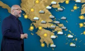 Καιρός - Αρναούτογλου: Πώς θα κινηθεί το βαρομετρικό χαμηλό από την Ιταλία - Επηρεάζει την Ελλάδα;