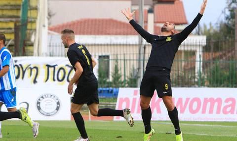 Κύπελλο Ελλάδας: Πρόκριση για Αναγέννηση Καρδίτσας - Λύγισε την Καλλιθέα στα πέναλτι